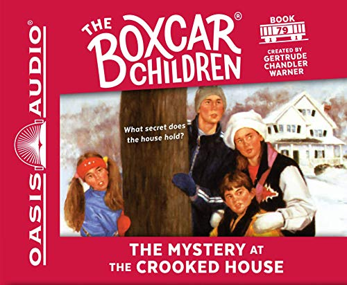 9781609817602: The Mystery at the Crooked House (Library Edition) (The Boxcar Children Mysteries)