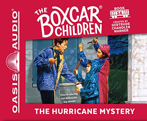 The Hurricane Mystery (Library Edition) (The Boxcar Children): Warner, Gertrude Chandler