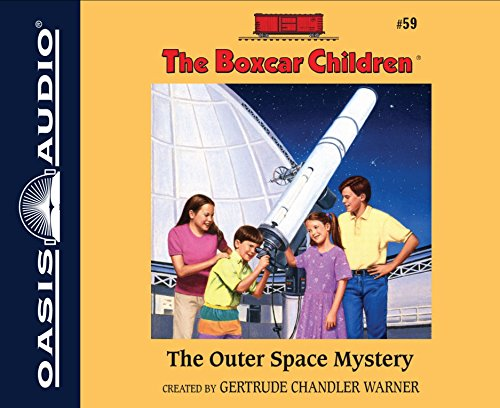 The Outer Space Mystery (Library Edition) (The Boxcar Children Mysteries): Gertrude Chandler Warner