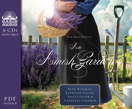 9781609818999: An Amish Garden (Library Edition)
