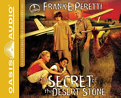 9781609819125: The Secret of the Desert Stone (Library Edition) (The Cooper Kids Adventure Series)