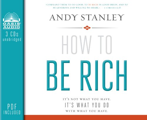 9781609819231: How to Be Rich (Library Edition): It's Not What You Have. It's What You Do With What You Have.