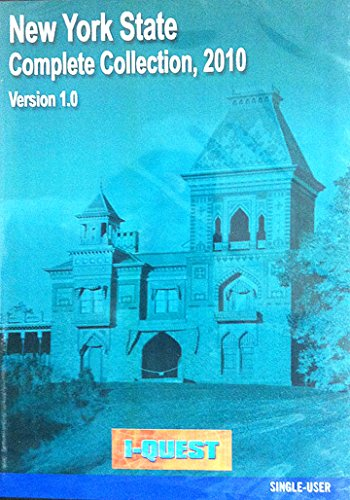 9781609830090: New York State Codes, 2010 Edition Complete Collection CD