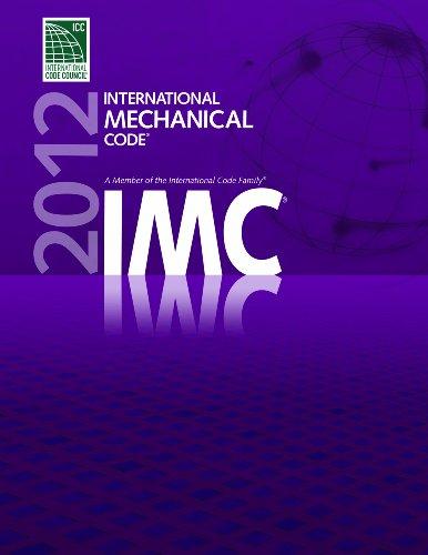 2012 International Mechanical Code (International Code Council: International Code Council