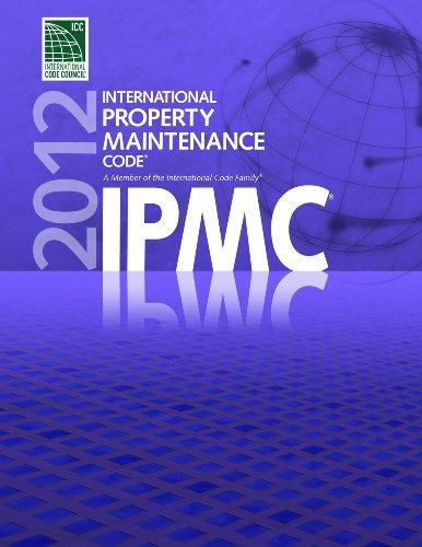 9781609830564: 2012 International Property Maintenance Code (International Code Council Series)