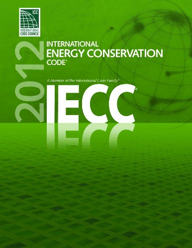 9781609830588: 2012 International Energy Conservation Code (International Code Council Series)