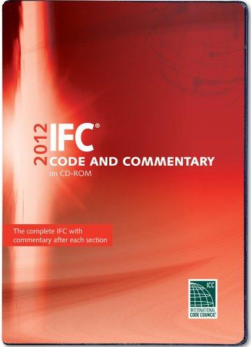 9781609830779: 2012 International Fire Code Commentary CD-ROM (International Code Council Series)