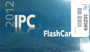 9781609831806: 2012 International Plumbing Code Flash Cards