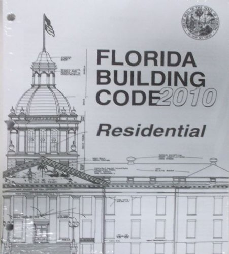 9781609831882: 2010 Florida Building Code - Residential
