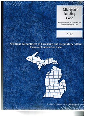 9781609832063: 2012 Michigan Building Code (PAPERBACK)