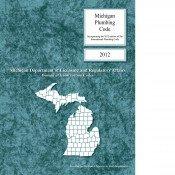 9781609832100: Michigan Plumbing Code 2012