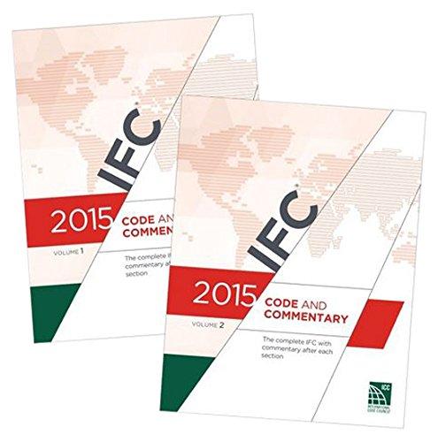 9781609832865: 2015 International Fire Code Commentary[2 VOLUME SET]