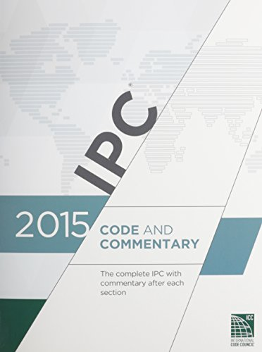 9781609832902: 2015 International Plumbing Code Commentary (Includes IPSDC)