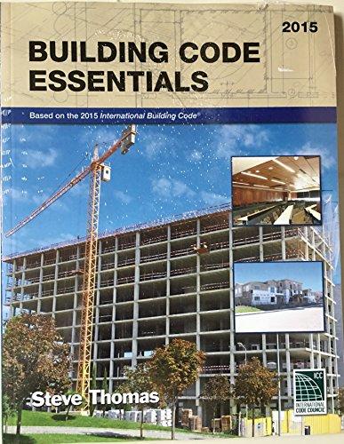 9781609833442: Building Code Essentials, 2015 edition