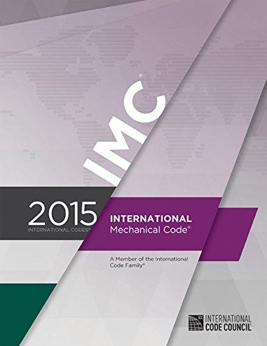 2015 International Mechanical Code: International Code Council