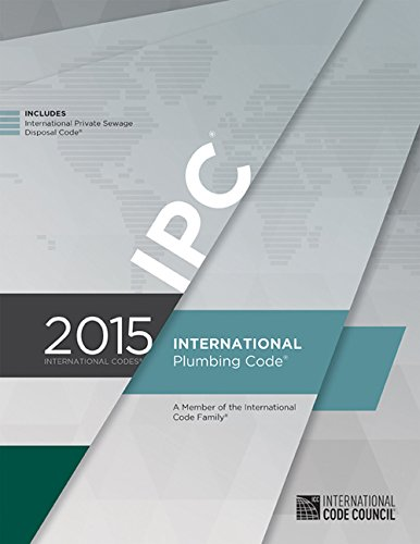 9781609834807: 2015 International Plumbing Code (Includes IPSDC)