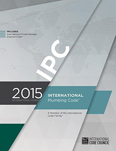 9781609834814: 2015 International Plumbing Code (Includes IPSDC)