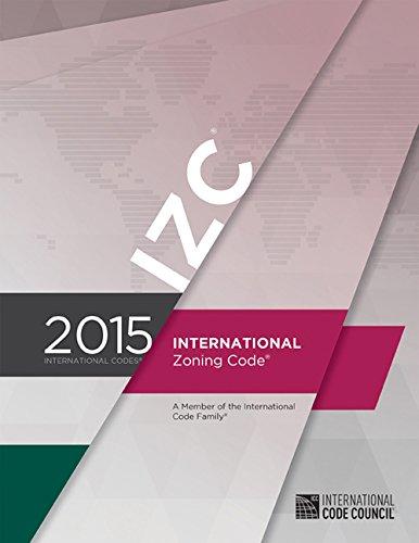 9781609834890: 2015 International Zoning Code