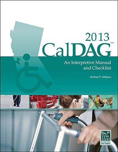 9781609834937: CalDAG 2013: An Interpretive Manual and Checklist