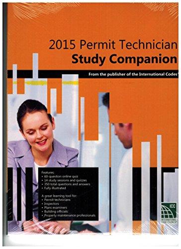 2015 Permit Tech Study Companion: ICC