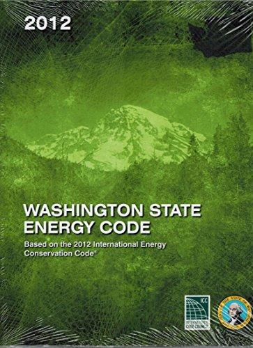 9781609835668: 2012 Washington State Energy Code