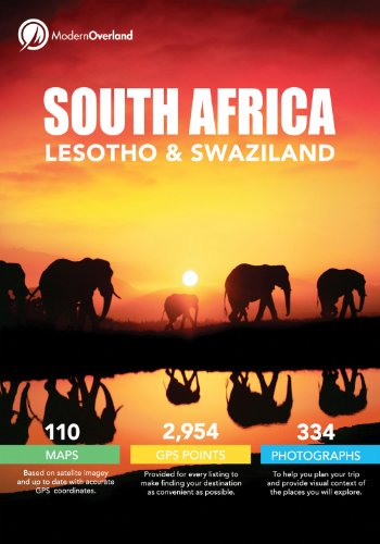 9781609870676: South Africa, Lesotho & Swaziland