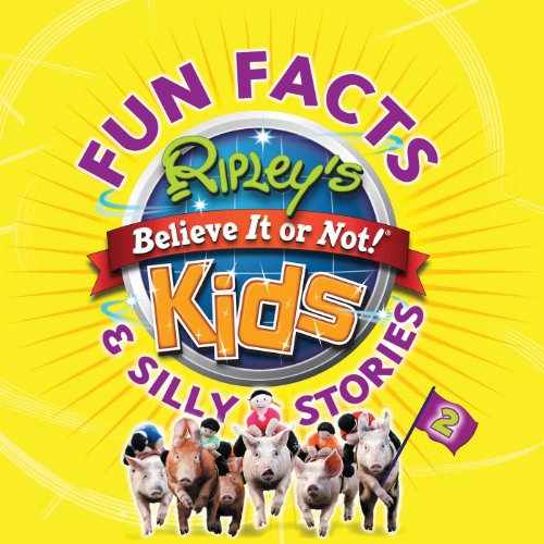 9781609910822: Ripley's Fun Facts & Silly Stories 2