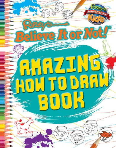 Ripley: Amazing How To Draw Book (Activity) (9781609911003) by Ripley's Believe It Or Not!