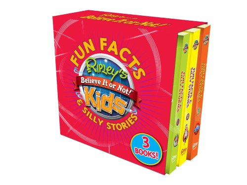 Ripley's Fun Facts & Silly Stories Boxed Set (Ripley's Believe It Or Not! Kids: Fun ...