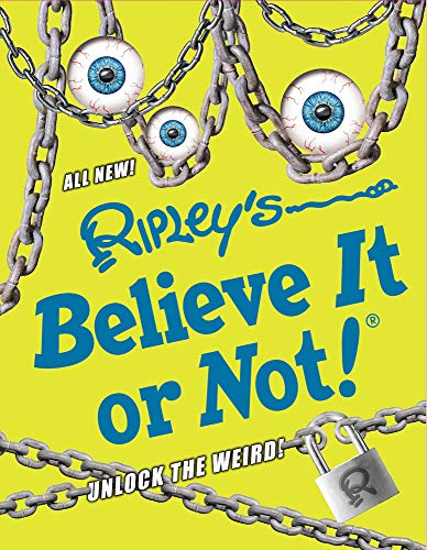 Ripley's Believe It or Not! Unlock the Weird! (annual)