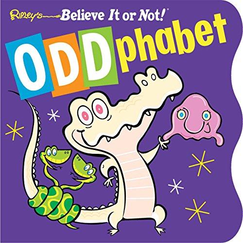 Ripleys Believe It or Not ODDphabet