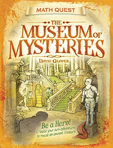 9781609920869: The Museum of Mysteries (Math Quest)