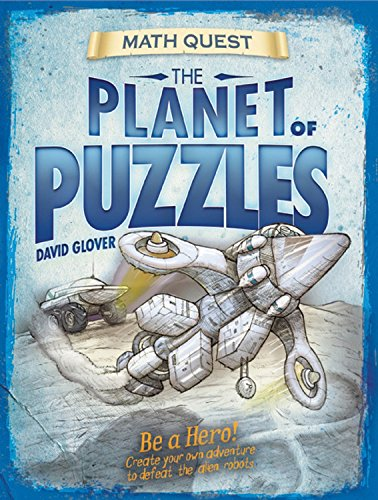 9781609920883: The Planet of Puzzles (Math Quest)