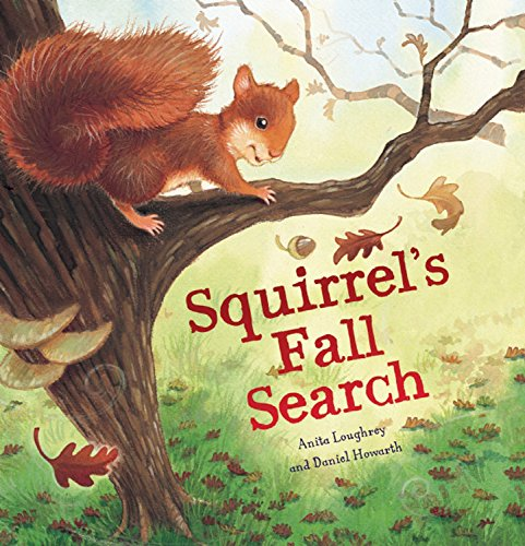 9781609922276: Squirrel's Fall Search (Animal Seasons)