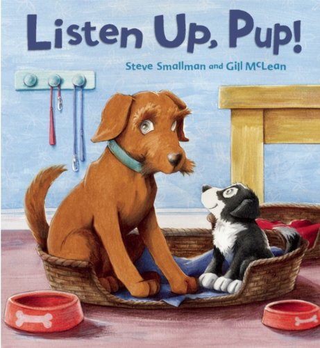 9781609922351: Listen up, Pup! (Storytime)