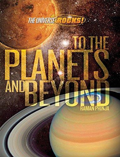 To the Planets and Beyond (The Universe Rocks): Prinja, Raman