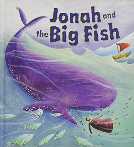 9781609922641: Jonah and the Big Fish (My First Bible Stories)