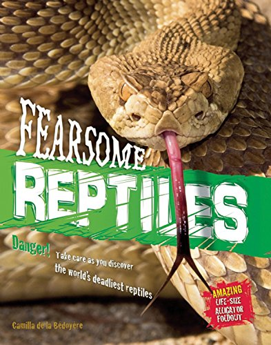 9781609922818: Fearsome Reptiles (Animal Attack!)