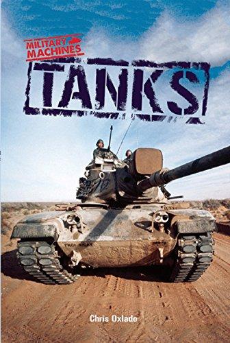 9781609922900: Tanks (Military Machines)