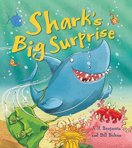 9781609924348: Shark's Big Surprise (QEB Storytime)
