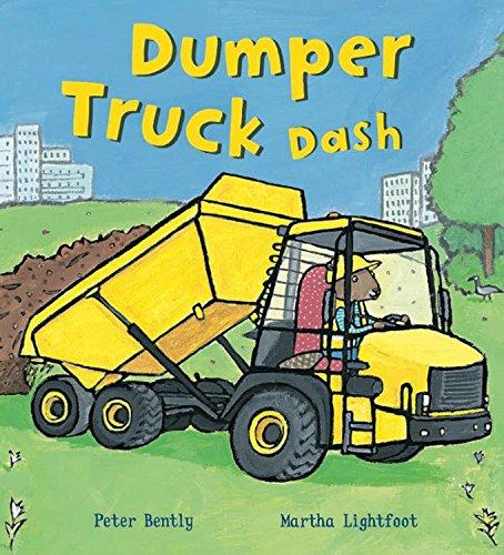 9781609924379: Dump Truck Dash (Busy Wheels)