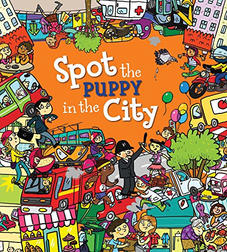 9781609925307: Spot the Puppy in the City