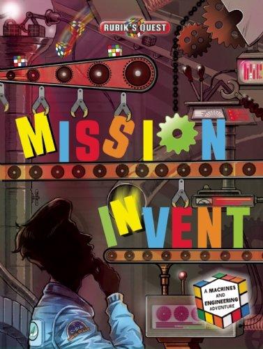 Mission Invent (Rubik's Quest): John Farndon
