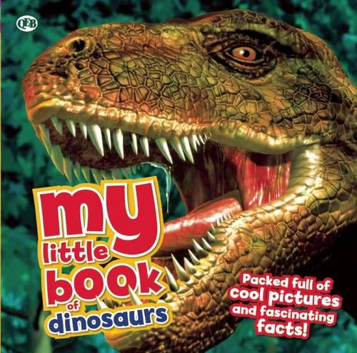 9781609926854: My Little Book of Dinosaurs