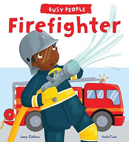 Firefighter: Madeleine Brunelet (Illustrato