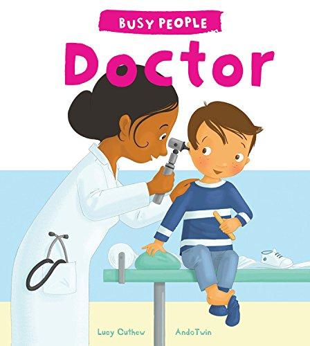 Doctor: Madeleine Brunelet (Illustrato