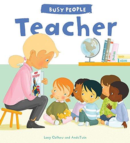 Teacher (Busy People): Cuthew, Lucy