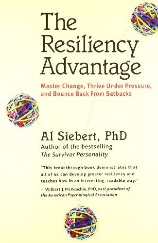 9781609946937: The Resiliency Advantage