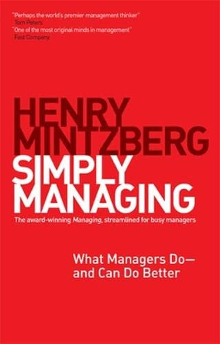 9781609949235: Simply Managing: What Managers Do # and Can Do Better