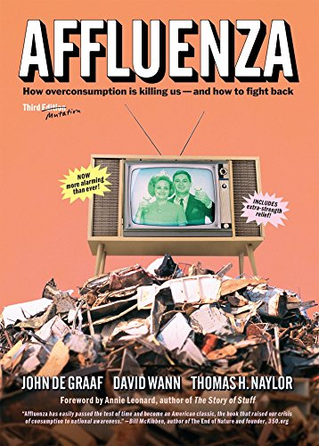 9781609949273: Affluenza: How Overconsumption Is Killing Us--and How to Fight Back